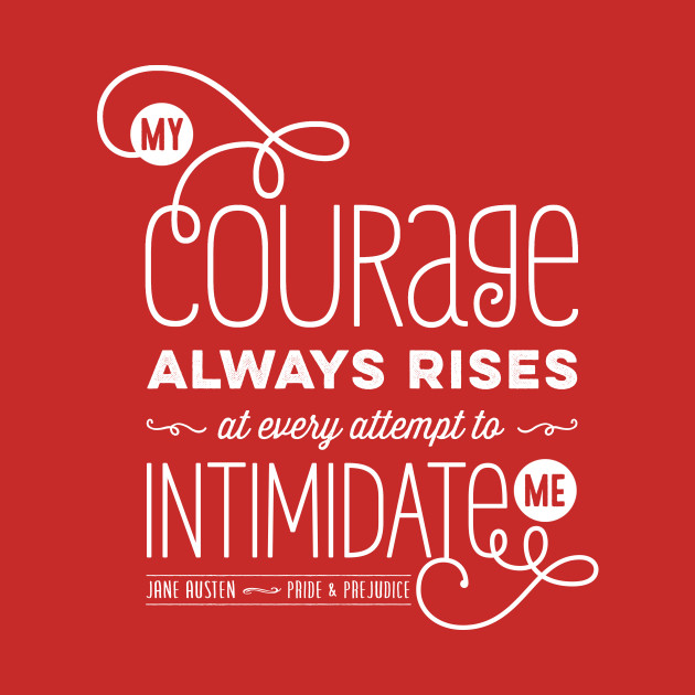 My Courage Always Rises