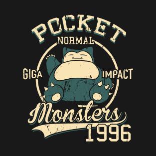 Giga Impact t-shirts