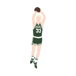 separation shoes dce72 a1045 Larry Bird T-Shirts | TeePublic