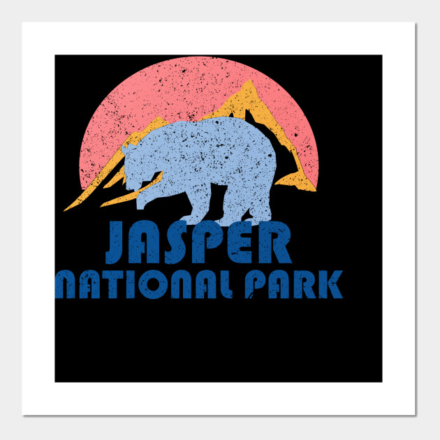 Jasper National Park Jasper Posters And Art Prints Teepublic