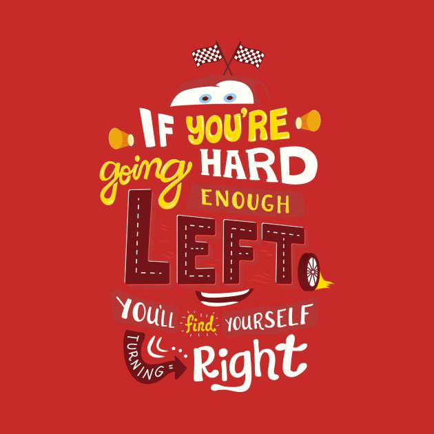 Go Hard Enough Left