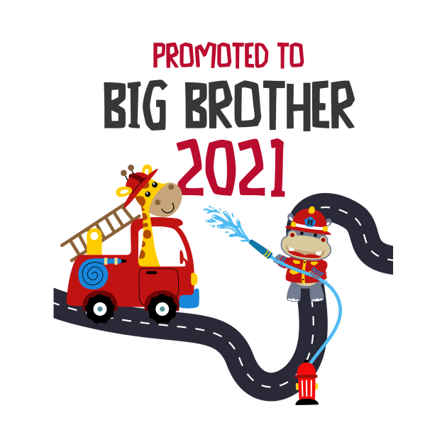 Big Brother 2021 With Fire Engine / Fire Engine - Fire ...