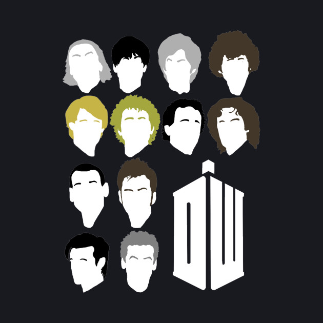 The Twelve Doctors  (DW)