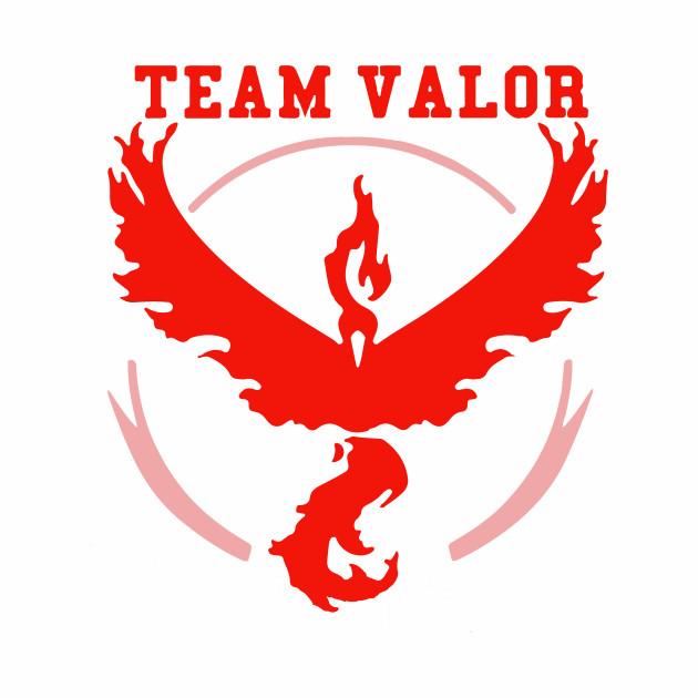 PokeGo Team Valor