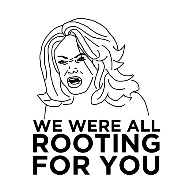 Tyra Banks - We Were All Rooting For You