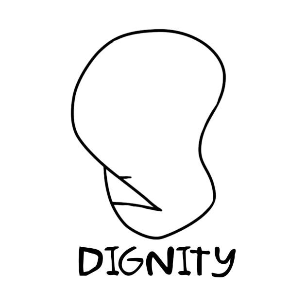 PT - Its Dignity - Pocket T-Shirt T-Shirt