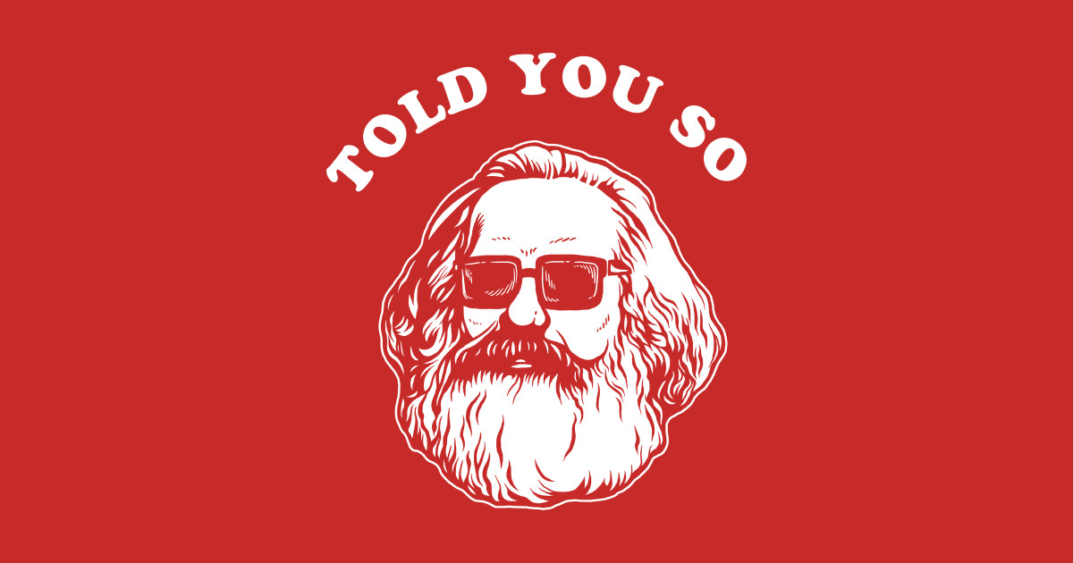 Karl Marx T Shirts Teepublic