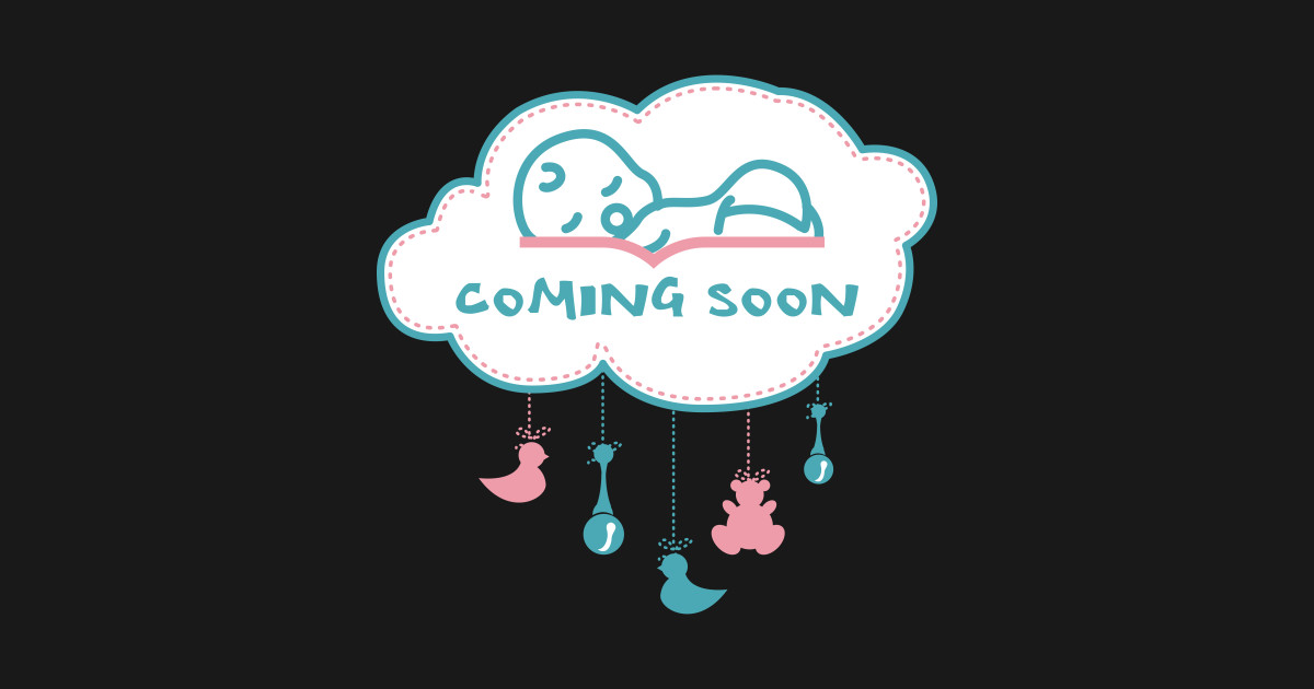 Baby Coming Soon Pregnancy Announcement Conception