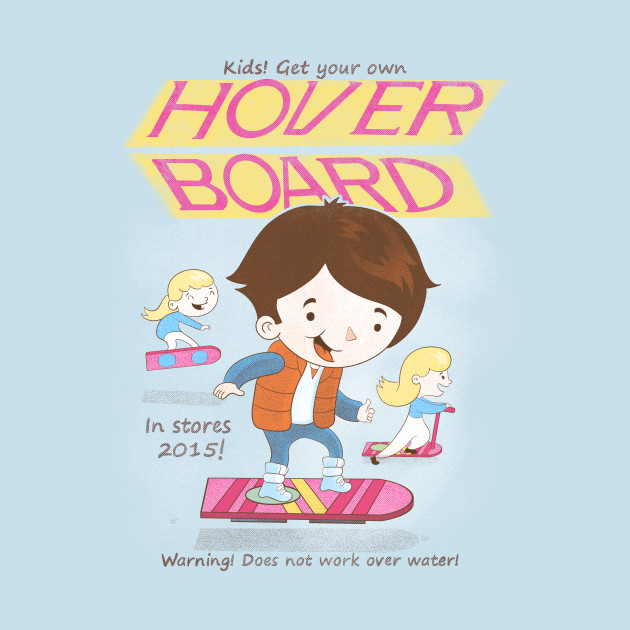 Get your own Hoverboard!