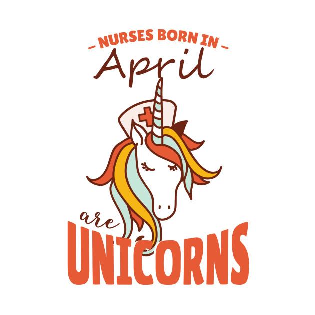April Nurse Unicorn