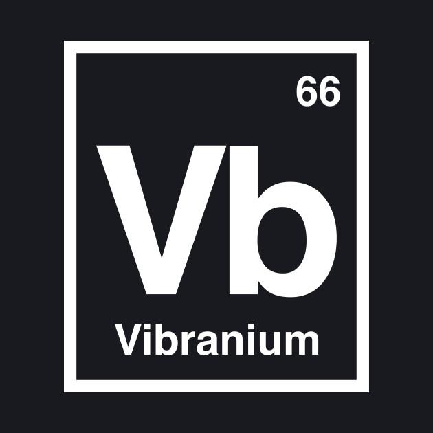 Vibranium - A Marvel Element