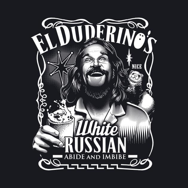 El Duderino White Russian