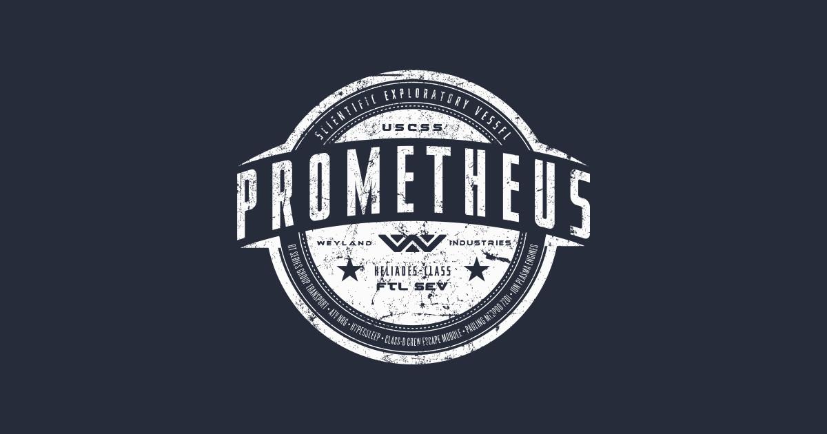 USCSS Prometheus by mindsparkcreative