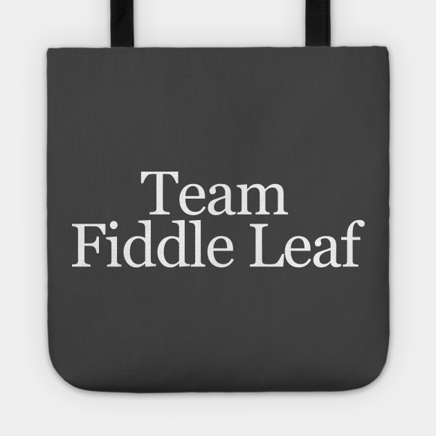 Team Fiddle Leaf