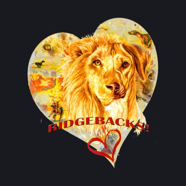 Ridgebacks!