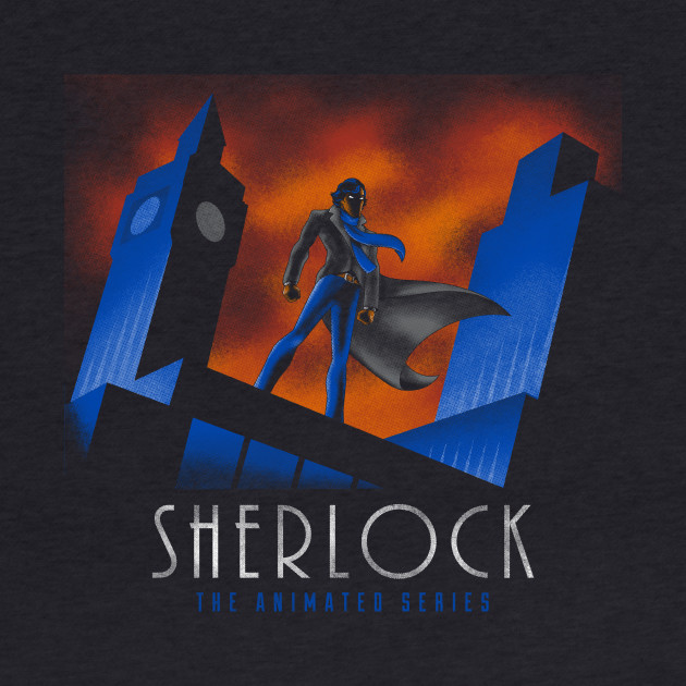 Sherlock: The Animated Series