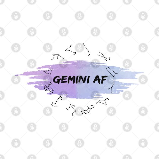 Gemini Af : Spiritual Birth signs