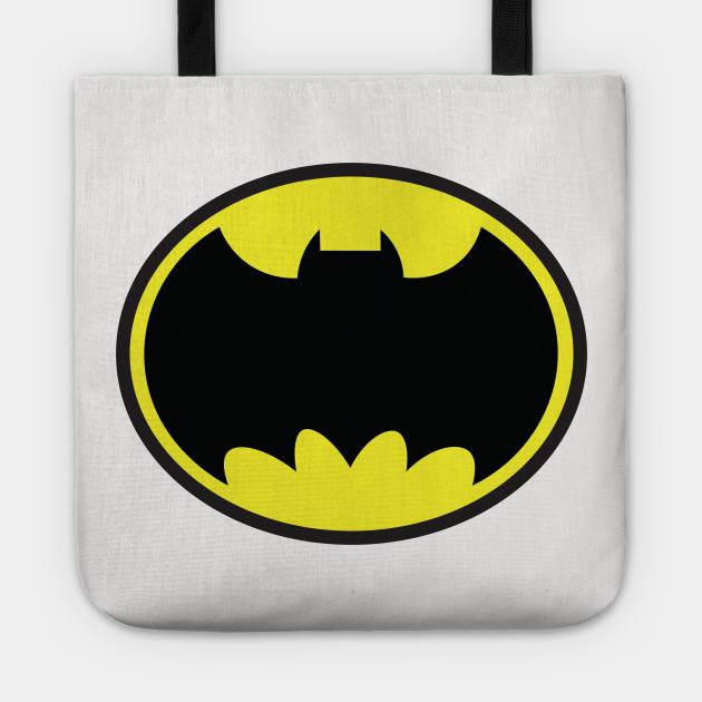 DC Comics Batman /Évolution Du Logo Tote Bag
