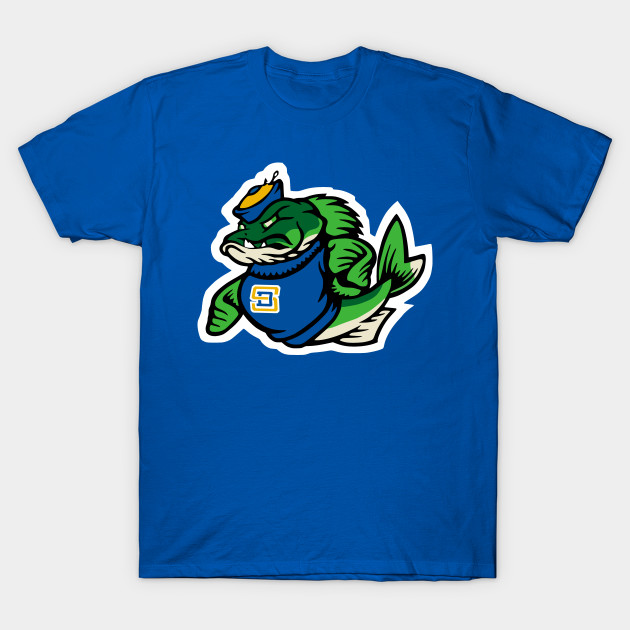 South Dakota Walleye Mascot Walleye Fishing T Shirt Teepublic