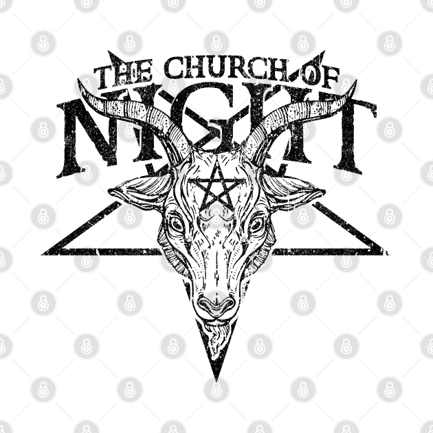 The Church of Night (Variant)