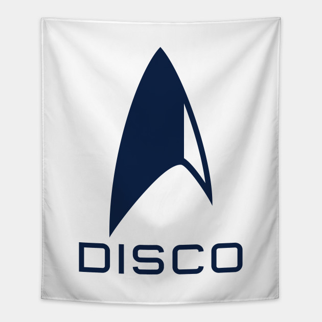 Star Trek: Discovery Disco - Delta (navy)