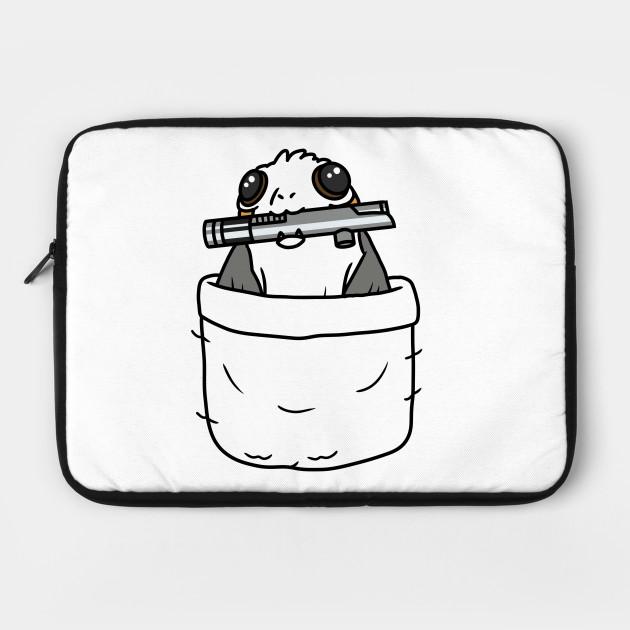 Porg In A Pocket