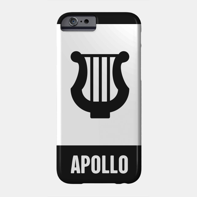 Apollo Greek Mythology God Symbol Greek Mythology Phone Case