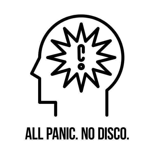 All Panic No Disco funny quote