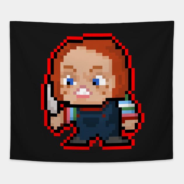 Pixel Chucky