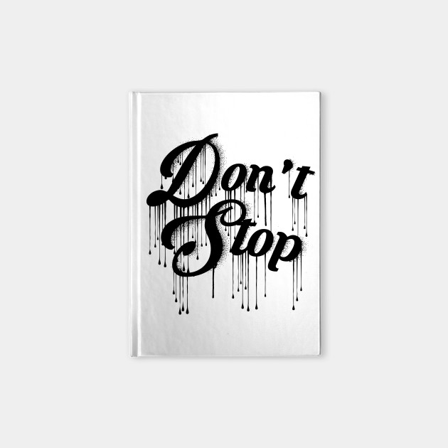vintage slogan t shirt graphic design calligraphy notebook