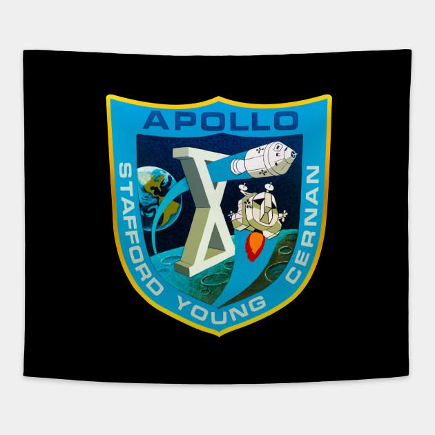 Apollo 10 NASA Mission Astronaut Crew Patch