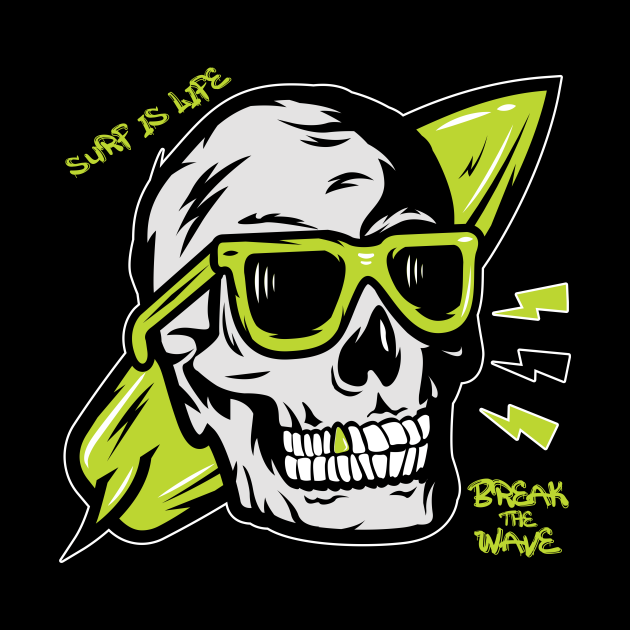 Surf is Life - Break The Wave