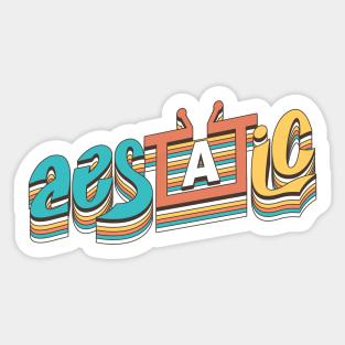 Aesthetic Stickers Teepublic