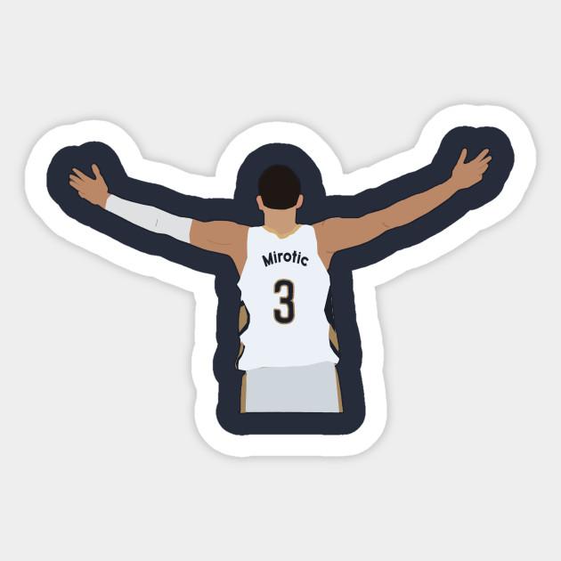 Nikola Mirotic New Orleans Pelicans