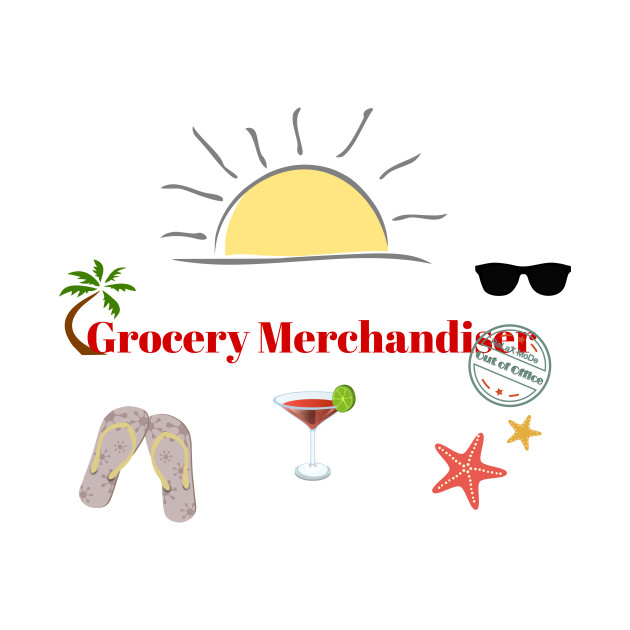 Grocery Merchandiser on travel holiday