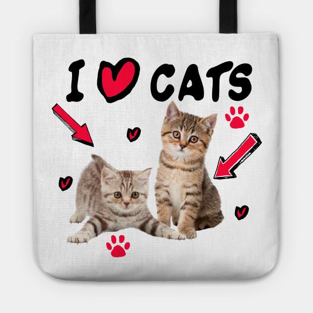 Cute Cats Xmas Holidays Gift Tee Winter Season Holiday