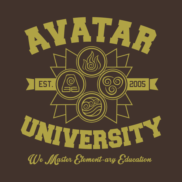 Avatar University T-Shirt
