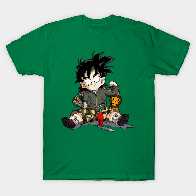 2a8344d0 Gohan Hypebeast - Gohan - T-Shirt | TeePublic