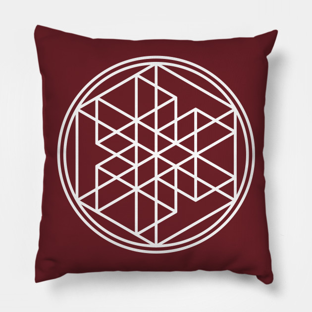 Multi-Dimensional Cube - Awesome Sacred Geometry Design