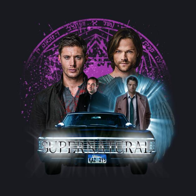 Supernatural The Roads Journey