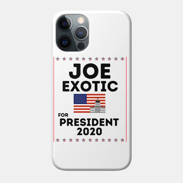 Funny Joe Exotic For President 2020 T-Shirt