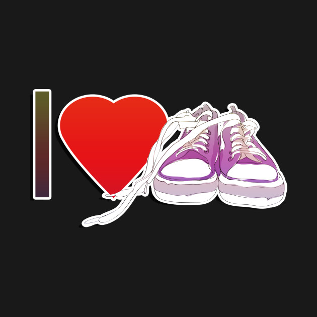 I love sneakers/trainers