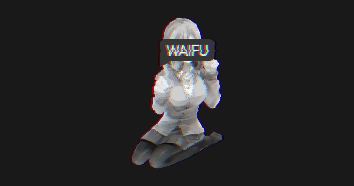 glitched miku nakano waifu