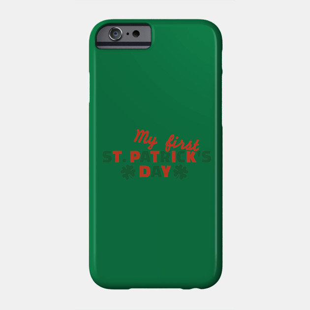 My first St. Patrick's Day Phone Case
