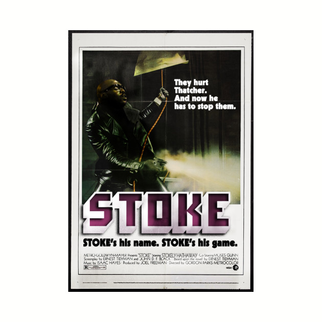 Stokely Hathaway as STOKE