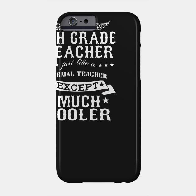 4th Grade Teacher Just Like A Normal Teacher Except Much Cooler