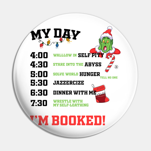 My day Shirt for Christmas Party | Xmas schedule t shirt