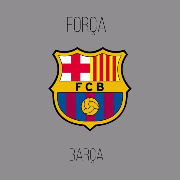 a3ce1672a632c3 Forca Barca - Barcelona - Hoodie