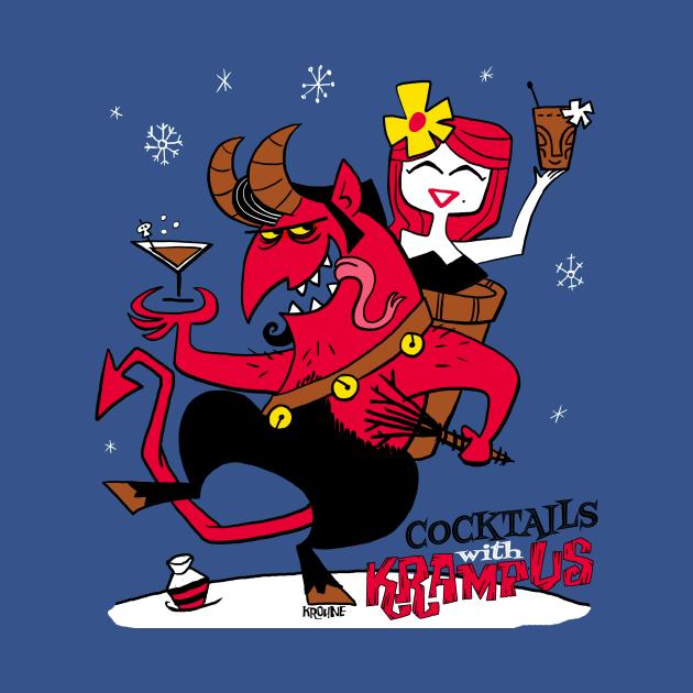 Cocktails with Krampus