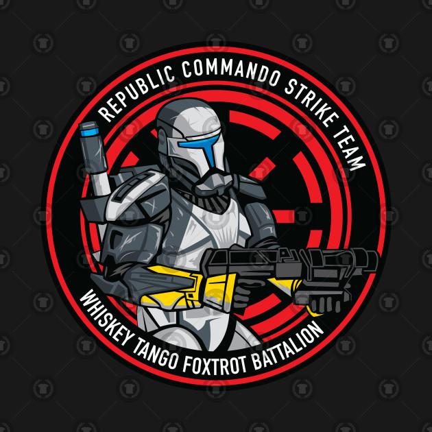 Whiskey Tango F.B. Republic Commando 4